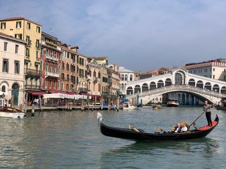 Grand Canal pont du Rialto