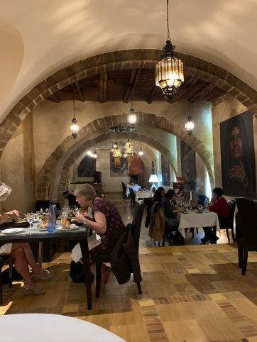 Dar l'Oussia Essaouira restaurant