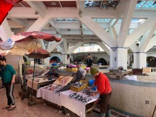 essaouira marché poisson