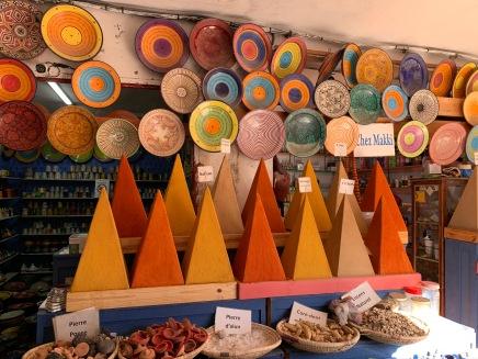 essaouira marché épices