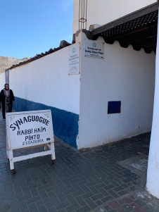Synagogue Rabbi Haïm Pinto