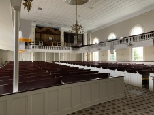 1er presbytère de Natchez