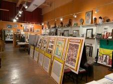 musée de la culture africaine