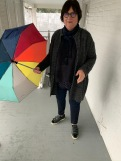 Natchez sous la pluie !