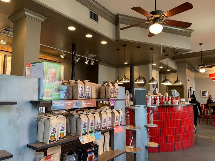 CC's coffee House sur Royal St