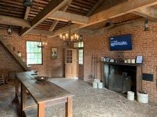 Greenwood plantation la cuisine extérieure