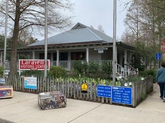 Lafayette Visitor center