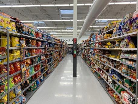 Supermarché de saloperies !
