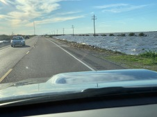 Route Grand Isle
